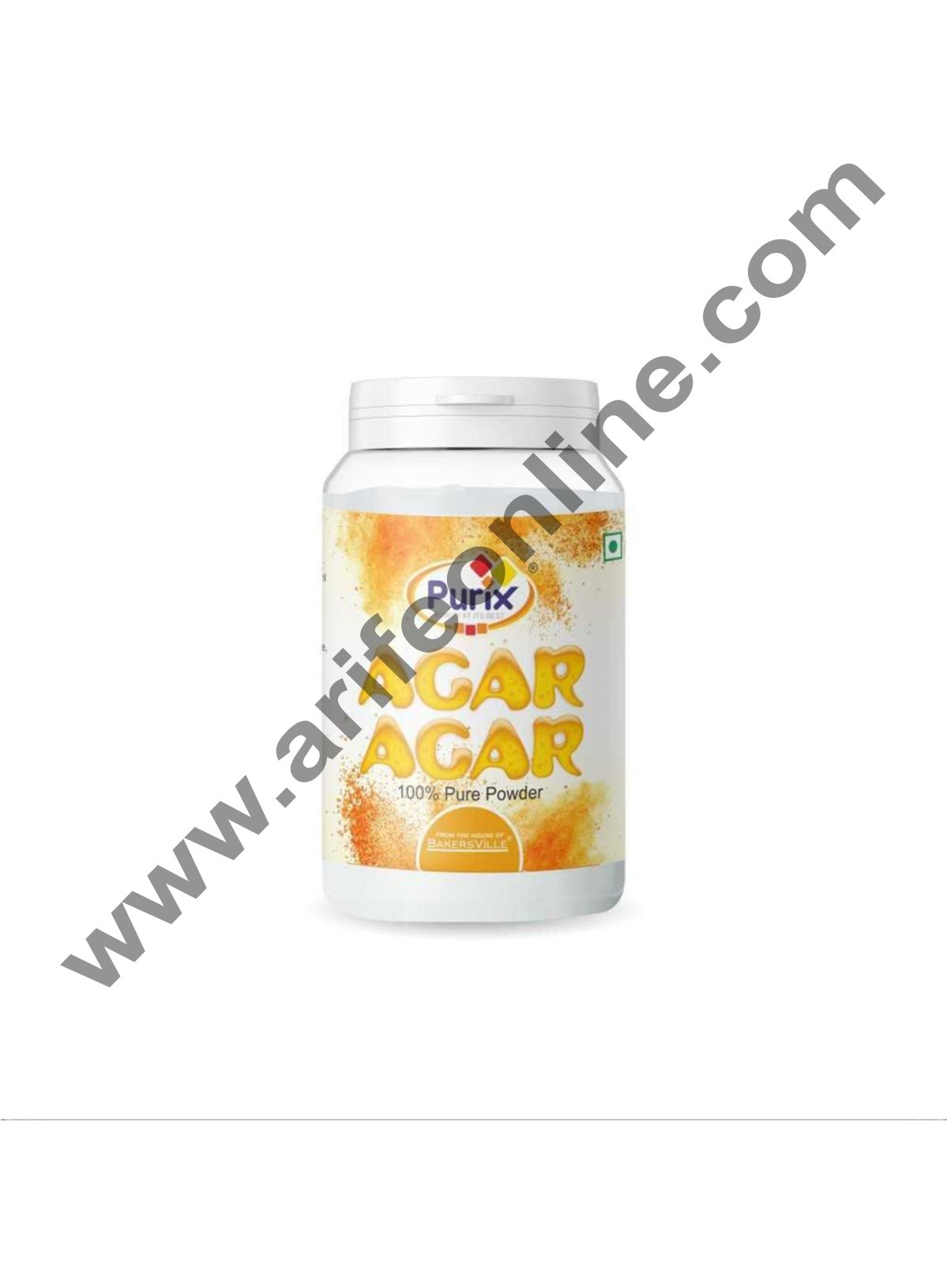 Purix™ Agar-agar Powder, 75gm