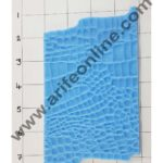 Cake Decor Silicon Wall Pattern Impression Onlays Fondant Clay Marzipan Cake Decoration Mould 1