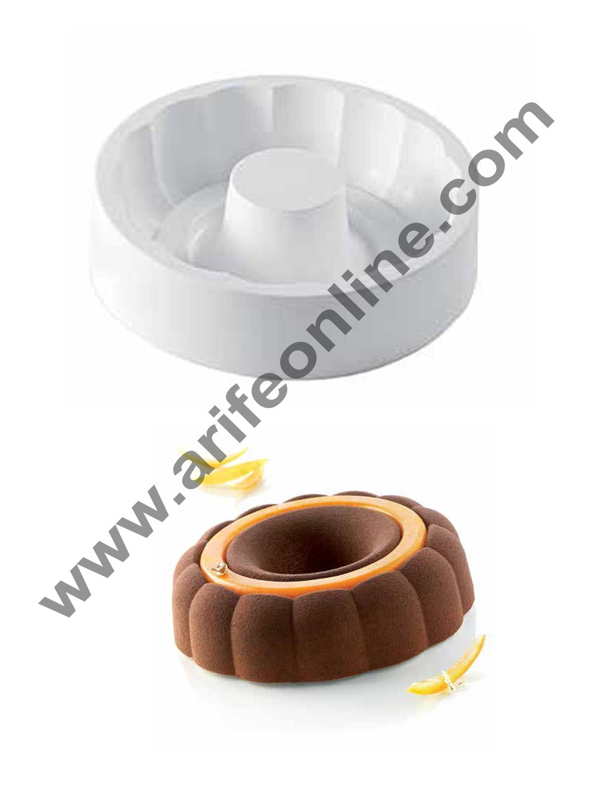 Cake Decor Silicon Armony Design Cake Mould Mousse Cake Mould Silicon Moulds