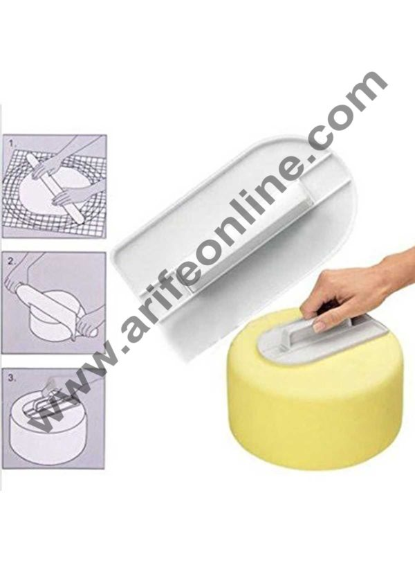 Cake Decor Easy Glide Cake Fondant Smoother 1