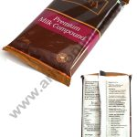 2m Premium Milk Chocolate Compund