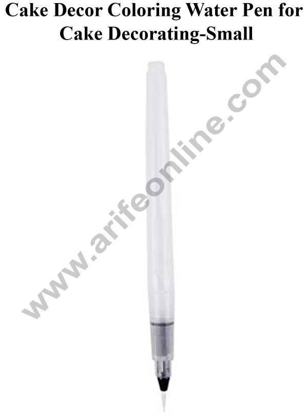 Cake Decor Coloring Water Pen for Cake Decorating Small