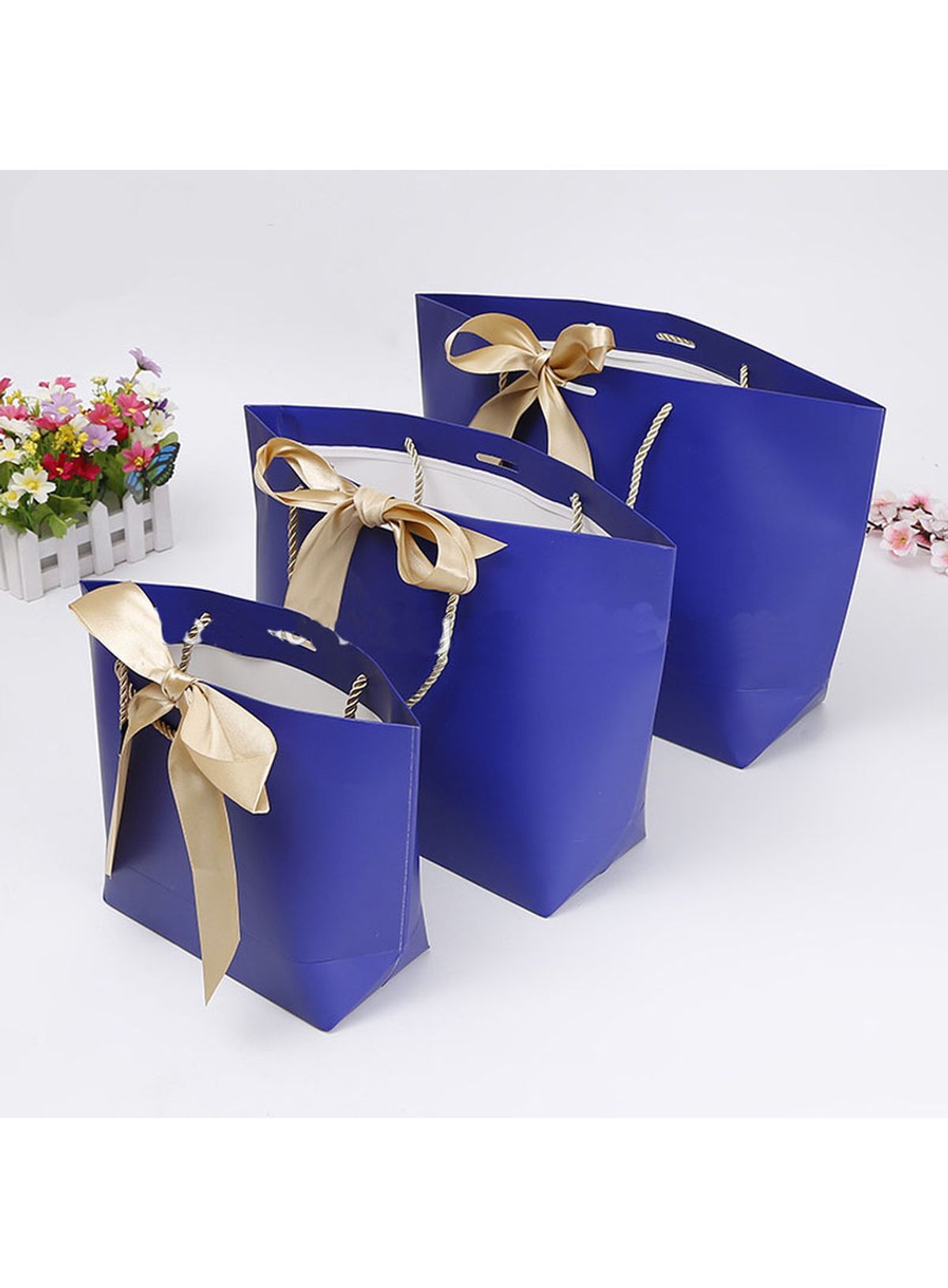 Cake Decor Big Purse Style Paper Carry Bags With Bow Mix Color Arifeonline Arife Lamoulde Online Store